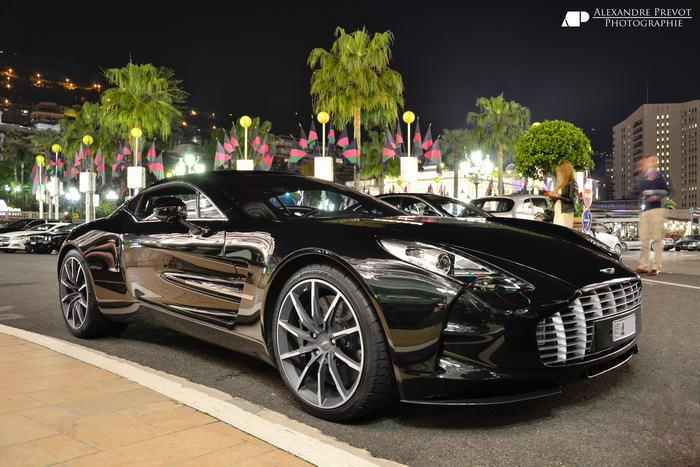 Najdroższy samochód świata - 7 - Aston Martin
