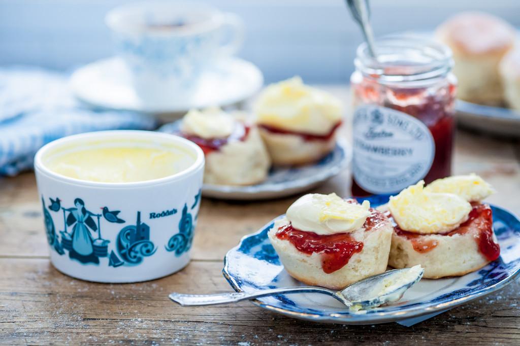 cream tea party - guinness