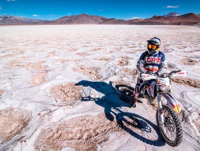 Motocykl elektryczny - najwyżza wysokość - rekord