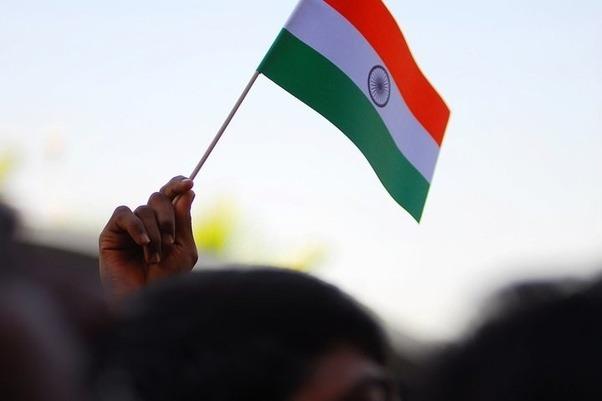 Indie - flaga