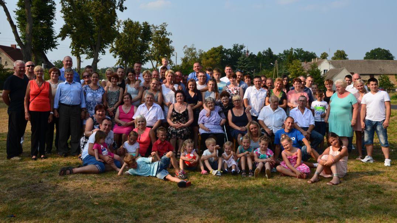Najwięcej wnucząt i prawnucząt - rekord Polski