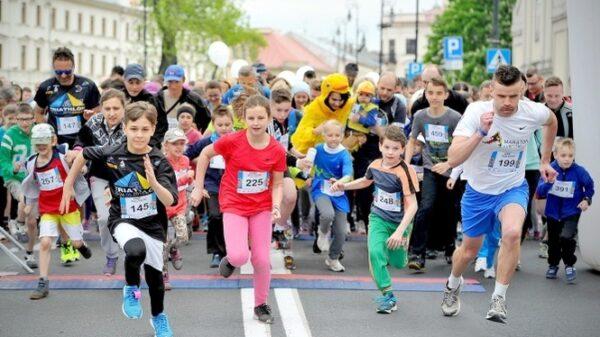 Największy bieg rodzinny - Rekord Polski