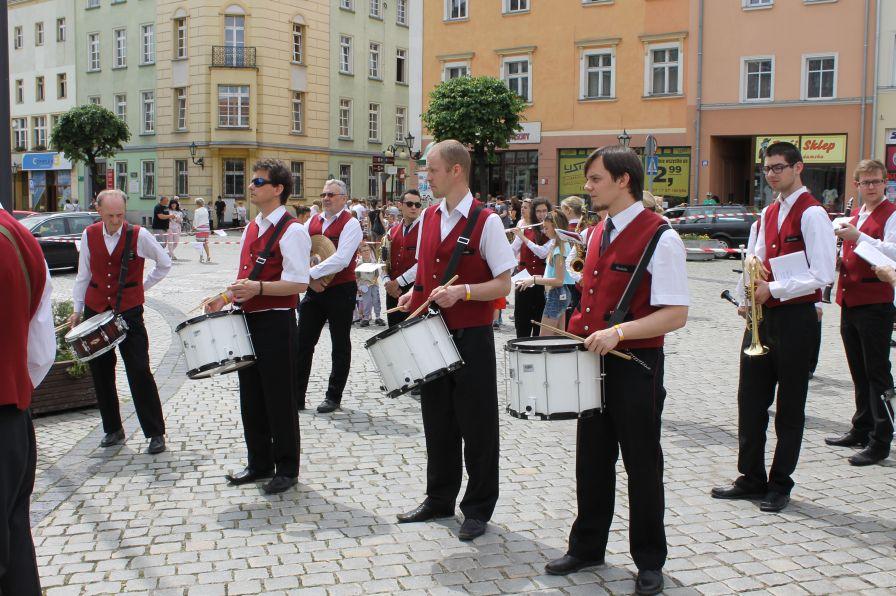 Najwięcej osób grających nabębenkach jednocześnie - rekord Polski