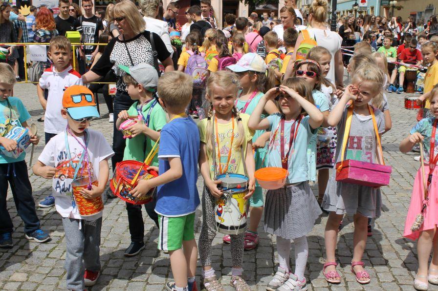 Najwięcej osób grających nabębnach jednocześnie - rekord Polski