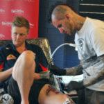 Najdłuższa sesja tatuażu