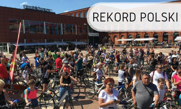 Rekord Polski - Dzwonki rowerowe