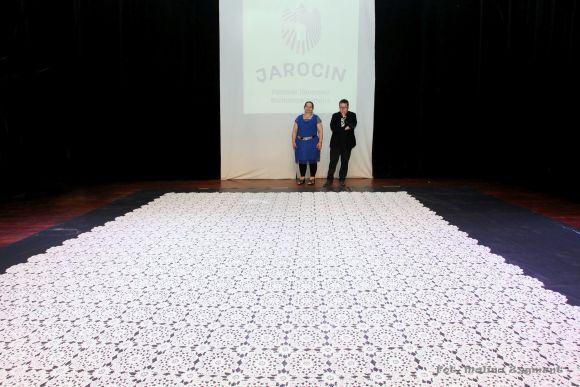 Największa koronka na świecie - Jarocin