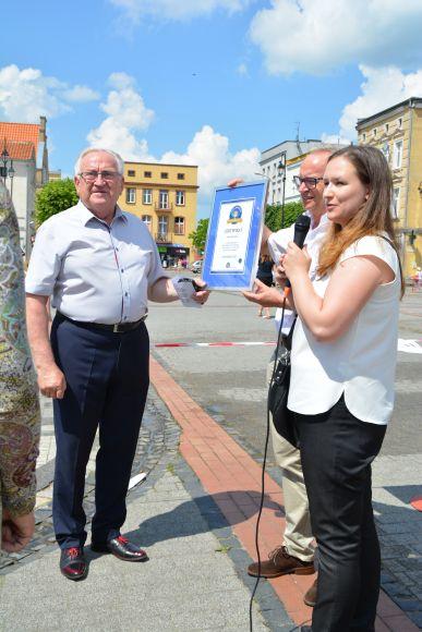 Największy chór - Rekord Polski