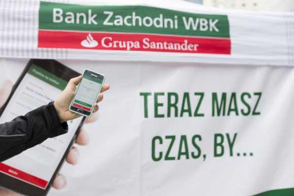 Przelew na telefon - rekord Polski