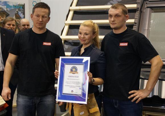 Budma Poznań - Rekord Polski 2017