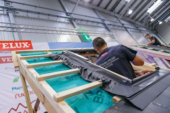 Najszybsze zamontowanie okna dachowego