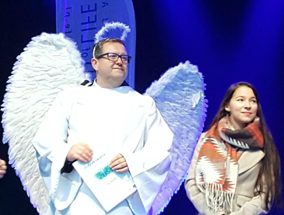 Anioły - rekord wKaliszu