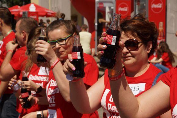Coca Cola - Rekord 2017