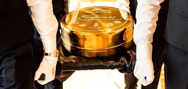 Największa puszka kawioru