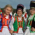 Największe zgromadzenie osób w strojach ludowych - rekord Polski