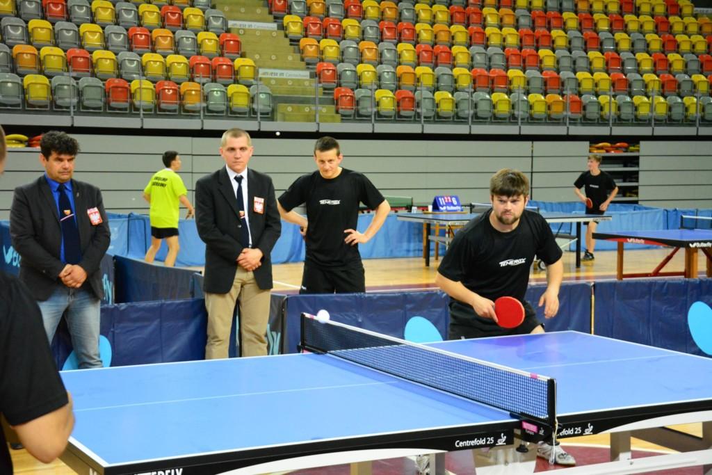 Rekord Guinnessa - tenis stołowy