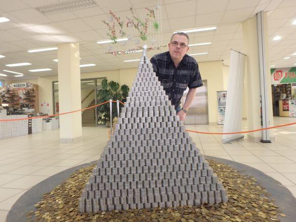 Piramida zmonet