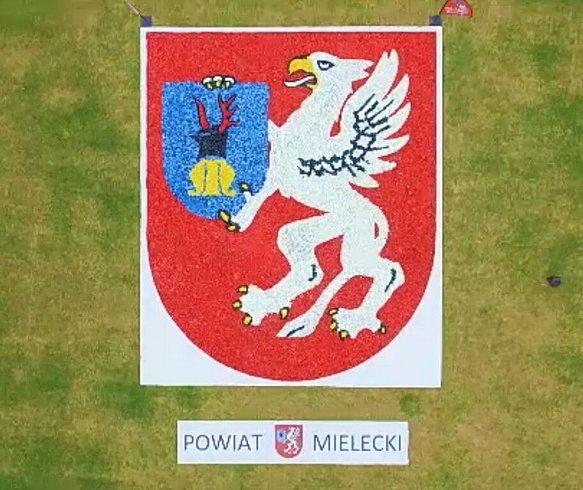 Powiat mielecki - Rekord Polski