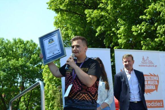 Rekord Polski - Lębork 2017