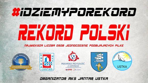 Ustka - Rekord Polski