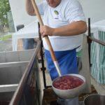 Zupa wiśniowa - rekord Polski