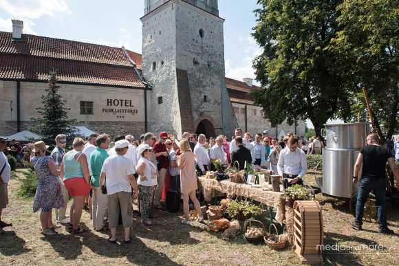 Rekord Polski - największy gulasz