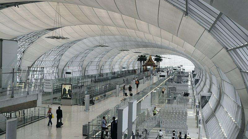 Port lotniczy Bangkok-Suvarnabhumi