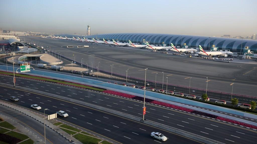 Port lotniczy Dubaj