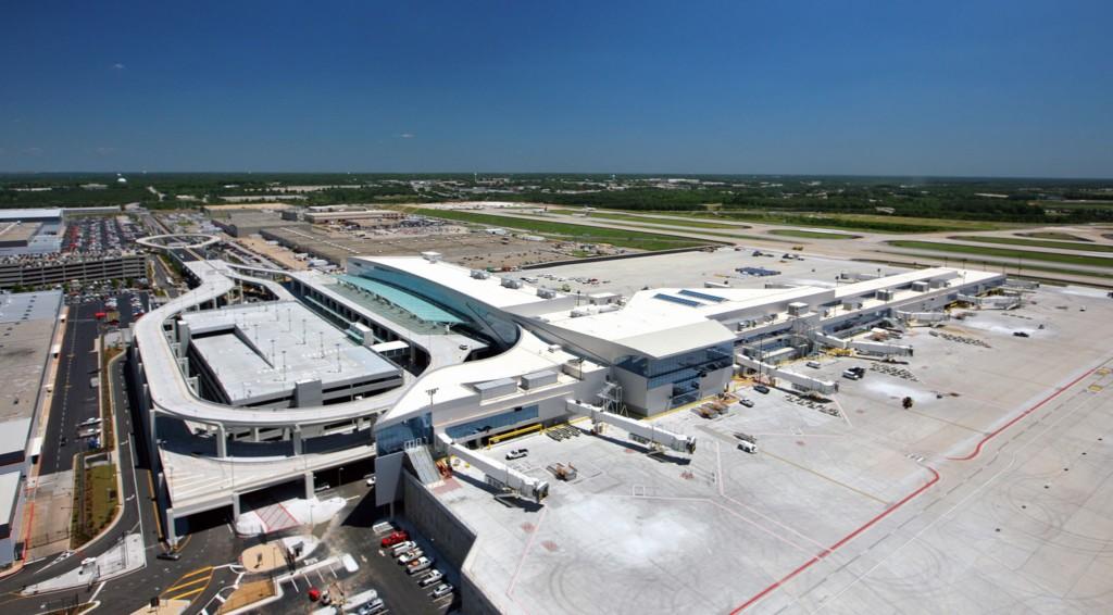 Port lotniczy Hartsfield-Jackson - największe naświecie lotniska