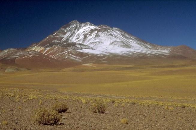 Wulkan Llullaillaco