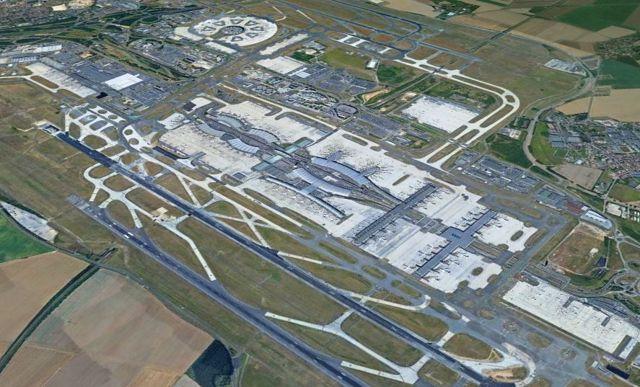 Port lotniczy Paryż - Roissy-Charles de Gaulle