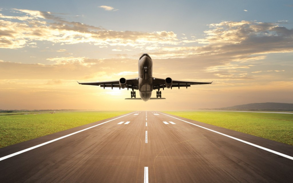 Największe lotniska naświecie
