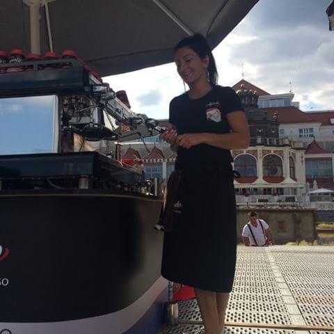 Rekord wparzeniu cappuccino