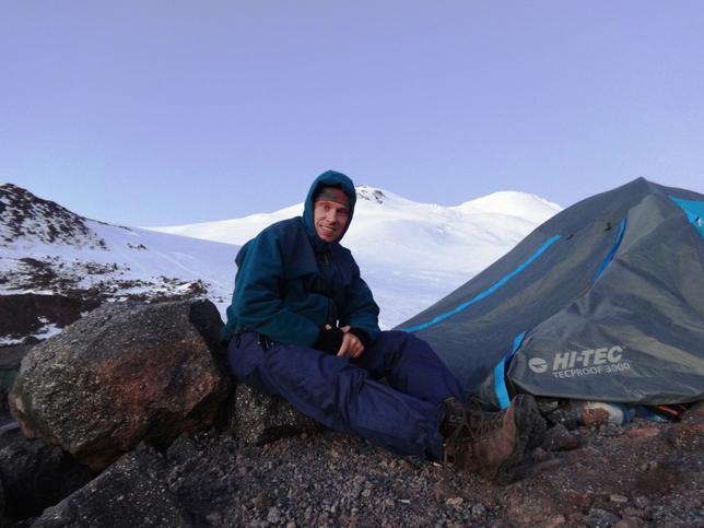 Leszek Mikulski - Elbrus 2015