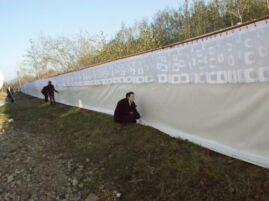 Najdłuższy karnisz - rekord Guinnessa