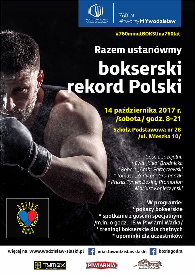 Wodzisław Śląski - plakat