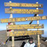Lualeni Mozdyniewicz - Kilimandżaro