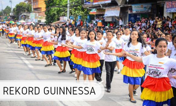 Rekord Guinnessa - Samba