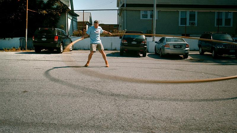 Ashrita Furman - największe hula hop
