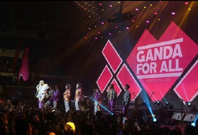 Ganda for all