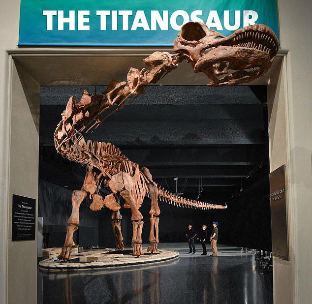 Największy dinozaur świata