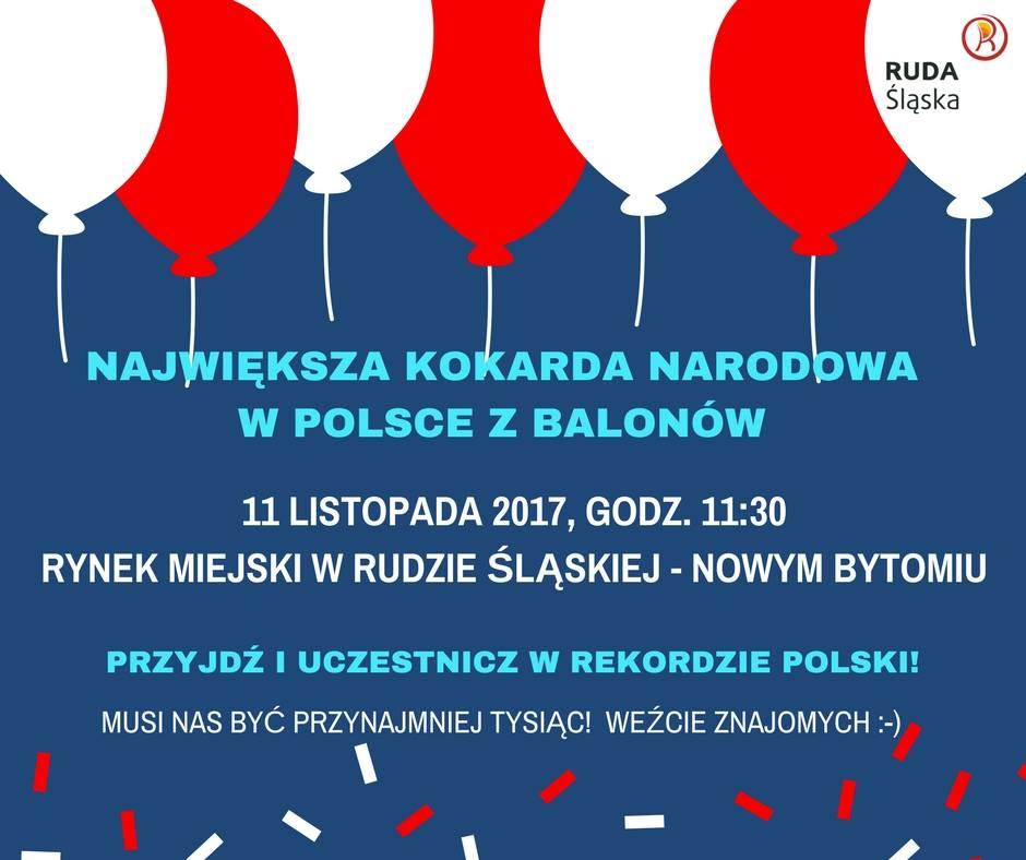 Ruda Śląska - plakat