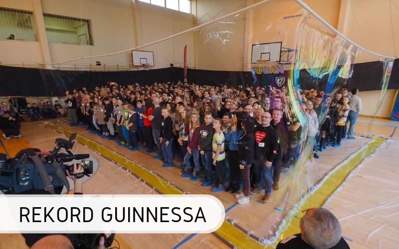 Guinness - bańki