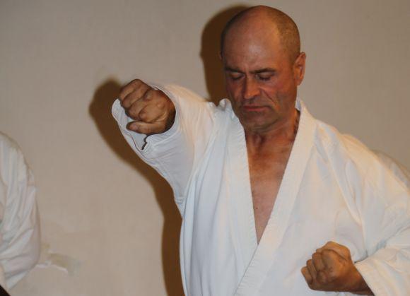 Andrzej Piech - seiken jodan tsuki