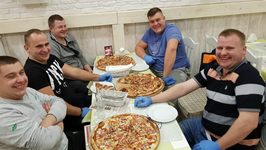 Najostrzejsza pizza wPolsce