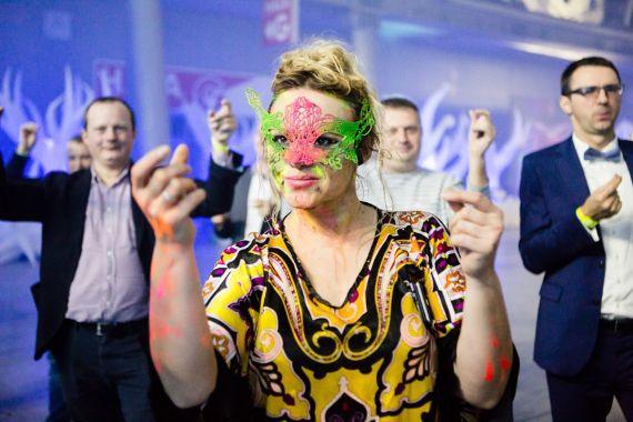 Rekord Polski wpstrykaniu palcami