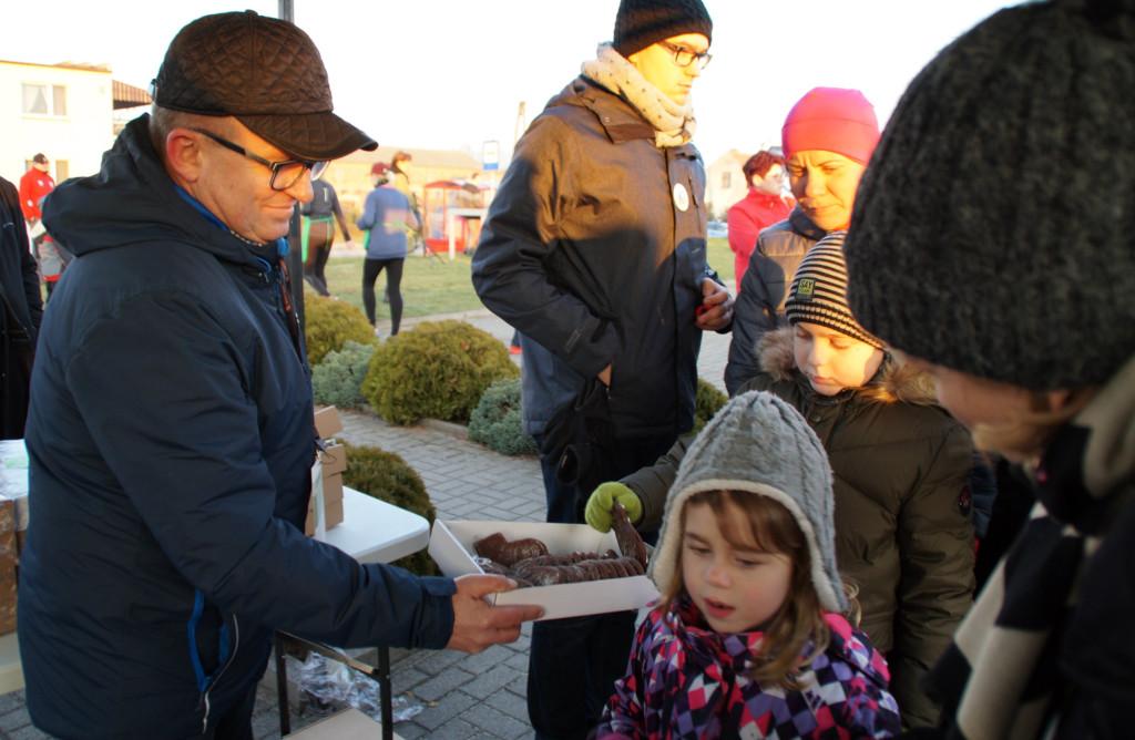Rekord Polski wjedzeniu pierników
