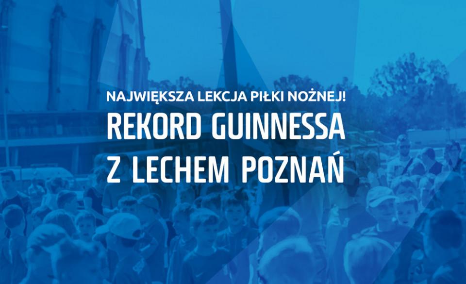 Grafika na rekord - Lech