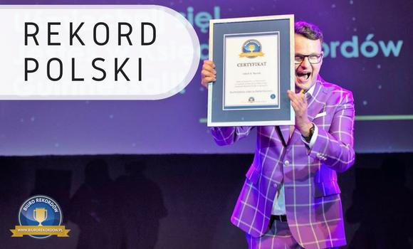 Rekord Polski - Śmiechojoga