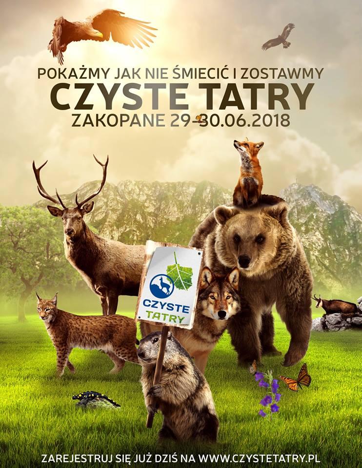 Czyste Tatry 2018